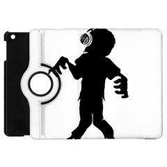 Zombie Boogie Apple Ipad Mini Flip 360 Case