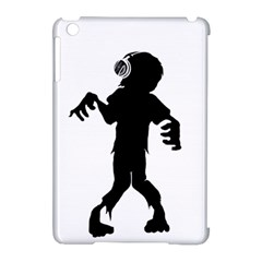 Zombie boogie Apple iPad Mini Hardshell Case (Compatible with Smart Cover)