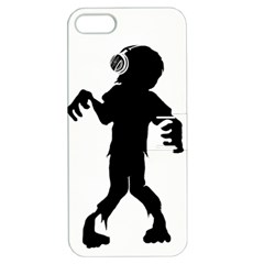 Zombie boogie Apple iPhone 5 Hardshell Case with Stand