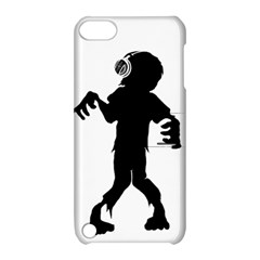 Zombie Boogie Apple Ipod Touch 5 Hardshell Case With Stand