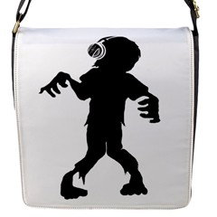 Zombie boogie Removable Flap Cover (Small)