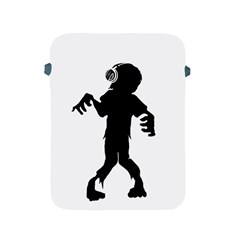 Zombie boogie Apple iPad Protective Sleeve