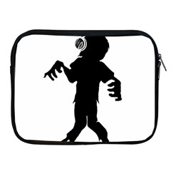 Zombie boogie Apple iPad Zippered Sleeve