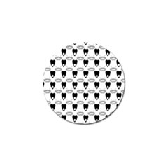 Talking Board Golf Ball Marker 10 Pack