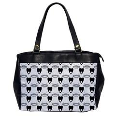 Talking Board Oversize Office Handbag (One Side)