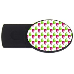 Talking Board 4GB USB Flash Drive (Oval)