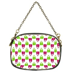 Talking Board Chain Purse (One Side)