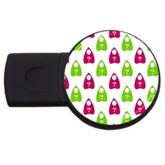 Talking Board 1GB USB Flash Drive (Round)