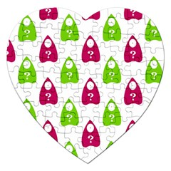 Talking Board Jigsaw Puzzle (Heart)