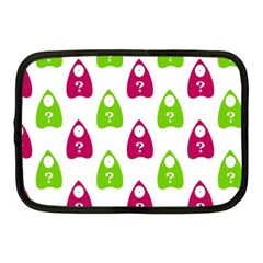 Talking Board Netbook Sleeve (Medium)