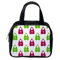 Talking Board Classic Handbag (One Side)