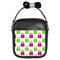 Talking Board Girl s Sling Bag