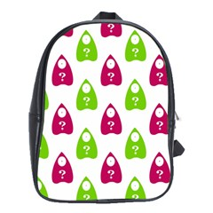 Talking Board School Bag (XL)