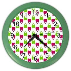 Talking Board Wall Clock (Color)