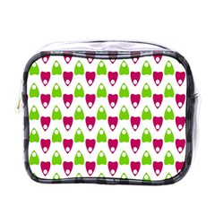 Talking Board Mini Travel Toiletry Bag (One Side)