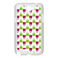 Talking Board Samsung Galaxy Note 2 Case (White)