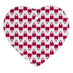 Talking Board Heart Ornament