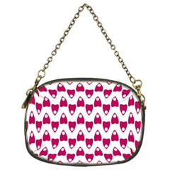 Talking Board Chain Purse (Two Sided)