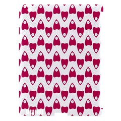 Talking Board Apple iPad 3/4 Hardshell Case (Compatible with Smart Cover)