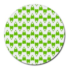 Talking Board 8  Mouse Pad (Round)