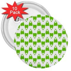 Talking Board 3  Button (10 pack)