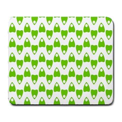 Talking Board Large Mouse Pad (Rectangle)