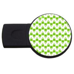 Talking Board 4GB USB Flash Drive (Round)