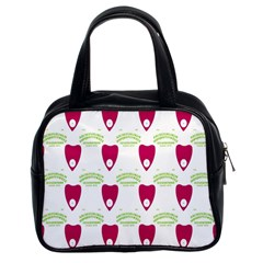 Talking Board Classic Handbag (Two Sides)