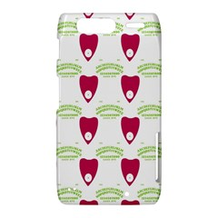 Talking Board Motorola Droid Razr XT912 Hardshell Case