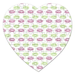 Talking Board Jigsaw Puzzle (Heart)