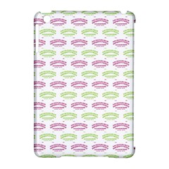 Talking Board Apple iPad Mini Hardshell Case (Compatible with Smart Cover)