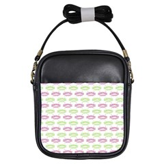 Talking Board Girl s Sling Bag