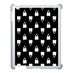 Talking Board Apple iPad 3/4 Case (White)