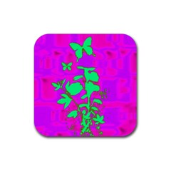 Butterfly Drink Coaster (Square)