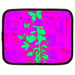 Butterfly Netbook Sleeve (large)