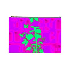 Butterfly Cosmetic Bag (Large)