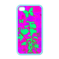 Butterfly Apple iPhone 4 Case (Color)