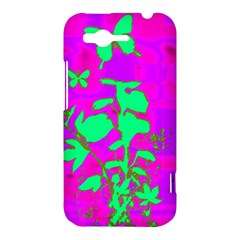 Butterfly HTC Rhyme Hardshell Case