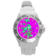 Butterfly Plastic Sport Watch (large)