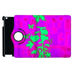 Butterfly Apple iPad 3/4 Flip 360 Case