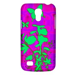 Butterfly Samsung Galaxy S4 Mini (GT-I9190) Hardshell Case