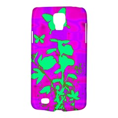 Butterfly Samsung Galaxy S4 Active (I9295) Hardshell Case