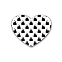 Talking Board Drink Coasters 4 Pack (Heart)