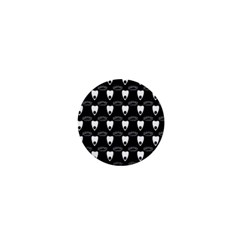 Talking Board 1  Mini Button Magnet