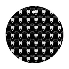 Talking Board Round Ornament (Two Sides)