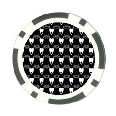 Talking Board Poker Chip