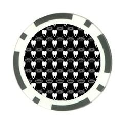 Talking Board Poker Chip (10 Pack)