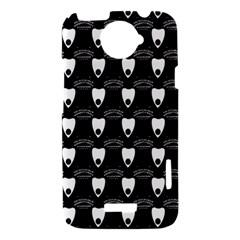 Talking Board HTC One X Hardshell Case