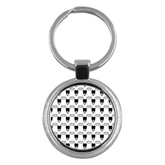 Talking Board Key Chain (Round)