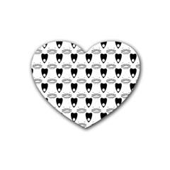 Talking Board Drink Coasters (Heart)